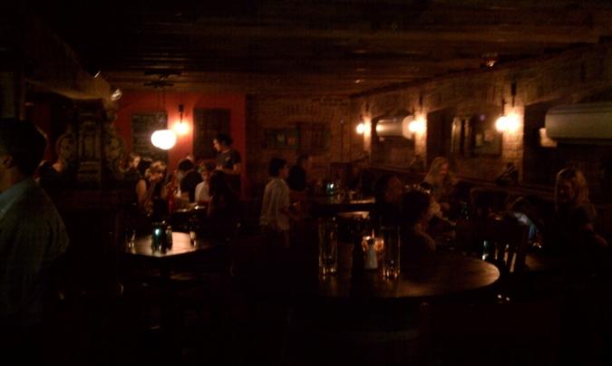 The dining room & The Trappe Door | UNTAMED BEER \u2013 a beer blog featuring beer ...